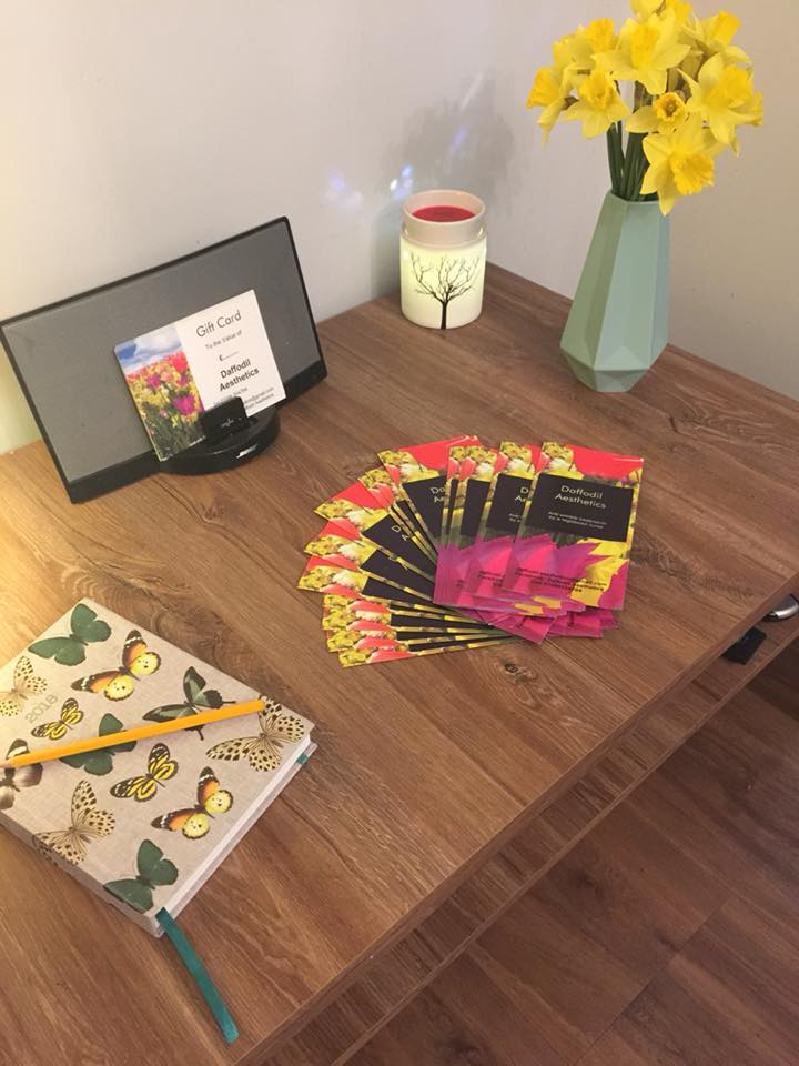 daffodil gift cards